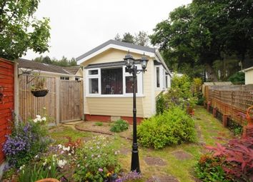 Thumbnail 1 bed mobile/park home for sale in The Copse, Oaktree Park, St. Leonards, Ringwood