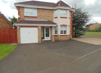 Thumbnail 4 bed detached house for sale in Longmorn Place, Carfin, Motherwell