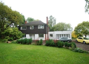 Thumbnail 3 bed detached house for sale in The Dingle, West Park, Hyde