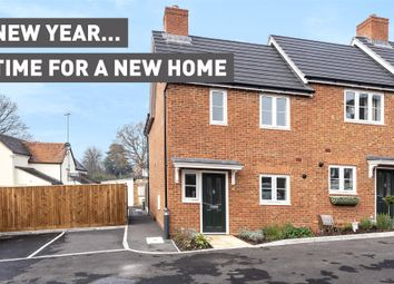 Thumbnail 3 bed end terrace house for sale in Thornley Place, Crowthorne, Berkshire