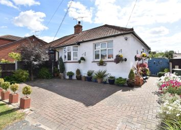 Thumbnail 2 bed semi-detached bungalow for sale in Lee Road, Bowers Gifford, Basildon