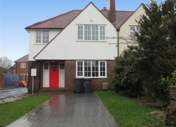 Thumbnail 3 bed semi-detached house to rent in Worcester Lane, Sutton Coldfield, West Midlands