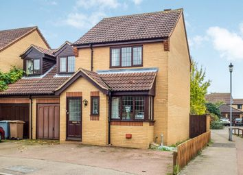 Thumbnail 3 bed link-detached house for sale in Howard Way, Aylsham, Norwich