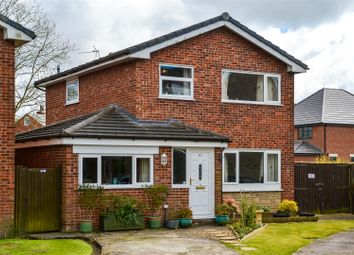 Thumbnail 3 bed detached house for sale in Willow Drive, Charnock Richard, Chorley
