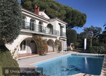 Thumbnail 7 bedroom villa for sale in Mougins, French Riviera, France