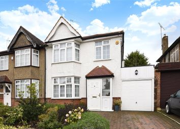 Thumbnail 3 bed semi-detached house for sale in Ridgeview Road, Whetstone