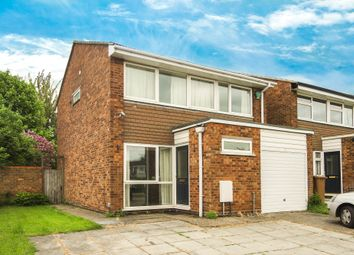 Thumbnail 4 bed detached house to rent in Housman Avenue, Royston