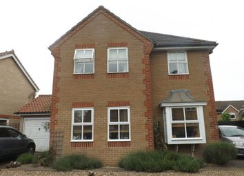 Thumbnail 4 bed property for sale in Wagtail Way, Thetford, Norfolk