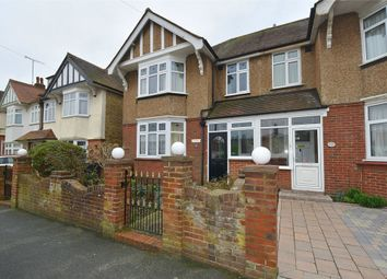Thumbnail 4 bed semi-detached house for sale in King Edward Avenue, Broadstairs, Kent