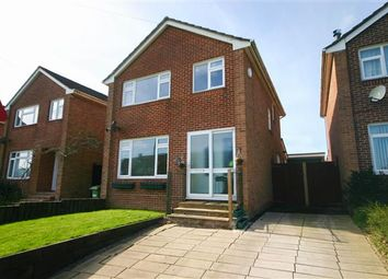 Thumbnail 3 bed detached house for sale in Dean Road, Fair Oak, Eastleigh