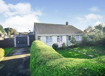 Thumbnail 3 bed bungalow for sale in Minter Close, Densole, Folkestone, Kent