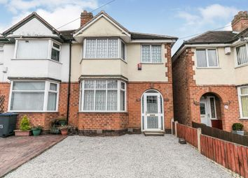 Thumbnail 3 bed semi-detached house for sale in Perry Wood Road, Great Barr, Birmingham