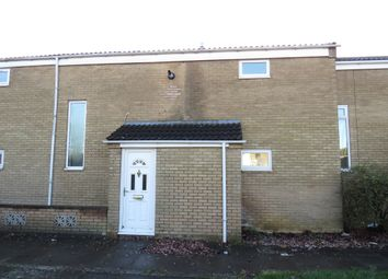 Thumbnail 3 bed terraced house for sale in The Brontes, Corby