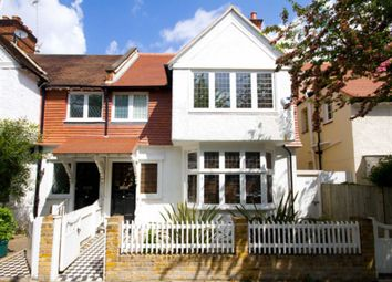 Thumbnail 4 bed property to rent in Flanders Road, London