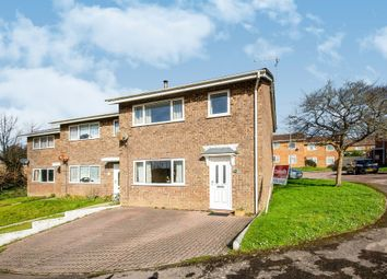 Thumbnail 3 bedroom end terrace house for sale in Sheridan Close, Frampton, Dorchester