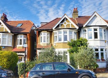 Thumbnail 4 bed semi-detached house for sale in Blake Road, Alexandra Park Borders, London