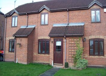 Thumbnail 2 bed terraced house to rent in Raven Close, Riddings, Alfreton, Derbyshire