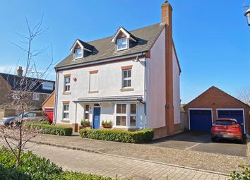 4 bed detached house for sale in Sovereign Place, Wallingford OX10