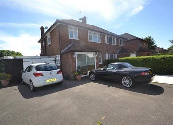 Thumbnail 3 bed semi-detached house for sale in Pates Manor Drive, Bedfont, Feltham