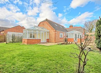 Thumbnail 3 bed detached bungalow for sale in Sheares Hoppit, Hunsdon, Ware