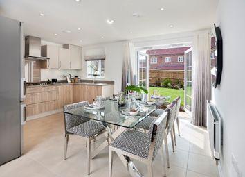 Thumbnail 3 bedroom semi-detached house for sale in Crockford Lane, Chineham, Basingstoke