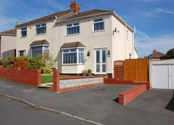 Thumbnail 3 bed semi-detached house for sale in Wesley Hill, Kingswood, Bristol