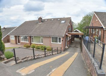 Thumbnail 5 bed semi-detached bungalow for sale in Highcroft, Gee Cross, Hyde
