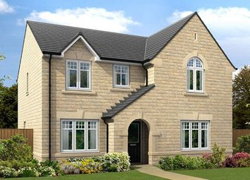 "Thumbnail 4 bedroom detached house for sale in ""The Salcombe V0"" at Roes Lane, Crich, Matlock"