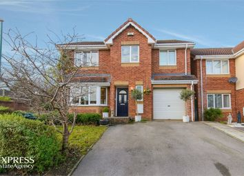 Thumbnail 5 bedroom detached house for sale in Bampton Close, Emersons Green, Bristol, Gloucestershire