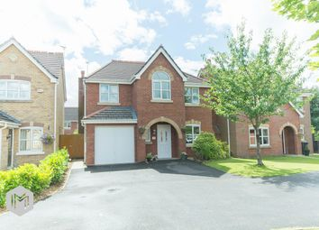 Thumbnail 4 bed detached house for sale in Canning Close, Hindley, Wigan