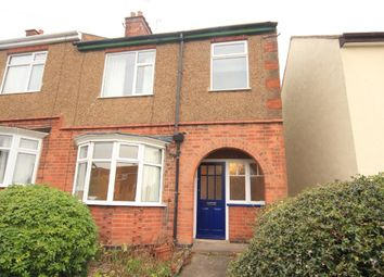Thumbnail 3 bed terraced house to rent in Lychgate Lane, Burbage, Hinckley