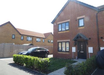 Thumbnail 3 bed semi-detached house for sale in Cheaney Street, Rothwell, Kettering
