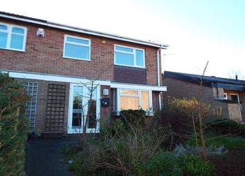 Thumbnail 3 bed semi-detached house to rent in Peveril Drive, West Bridgford, Nottingham