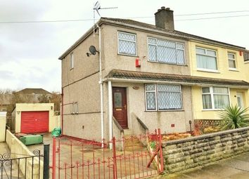 Thumbnail 3 bed property to rent in Ashburnham Road, Plymouth
