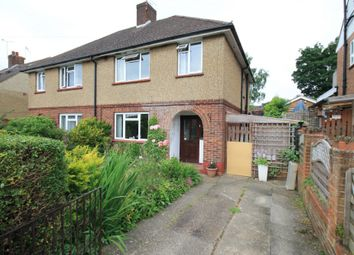 Thumbnail 4 bed semi-detached house for sale in Worsley Road, Frimley, Camberley