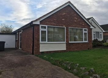 Thumbnail 2 bed detached bungalow to rent in Mill Crescent, Kingsbury, Tamworth