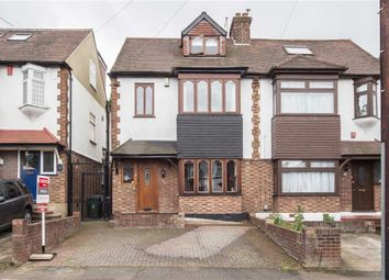 Thumbnail 4 bedroom semi-detached house for sale in Brindwood Road, London