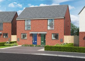 Thumbnail 2 bed semi-detached house for sale in Primrose Lodge, Goscote Lane, Walsall