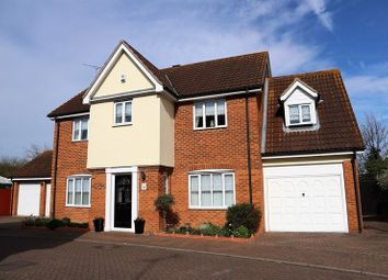 Thumbnail 5 bed detached house for sale in Artillery Drive, Dovercourt, Harwich