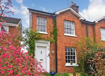 Thumbnail 4 bed semi-detached house for sale in Howard Road, Dorking, Surrey