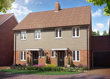 Thumbnail 2 bed semi-detached house for sale in Bell Lane, Birdham