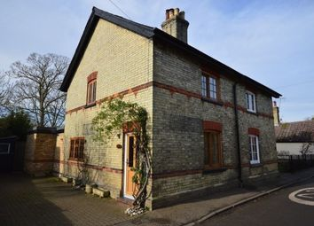 Thumbnail 3 bed cottage to rent in Brookhampton Street, Saffron Walden