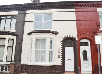 Thumbnail 3 bedroom terraced house to rent in Mandeville Street, Walton, Liverpool