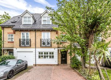 Thumbnail 5 bedroom terraced house to rent in Carlisle Place, London
