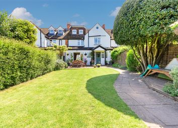 Thumbnail 4 bed terraced house for sale in Manor Cottages, Ham Lane, Old Windsor, Berkshire
