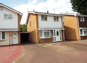 Thumbnail 3 bed link-detached house for sale in Gamesfield Green, Wolverhampton, West Midlands