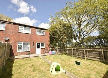 Thumbnail 2 bedroom end terrace house for sale in Croxden Way, Eastbourne, East Sussex