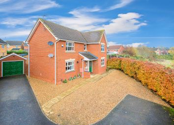 Thumbnail 4 bed detached house for sale in Cornfield Way, Burton Latimer