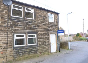 Thumbnail 2 bed end terrace house for sale in Moss Row, Wilsden, Bradford