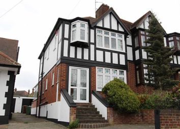 Thumbnail 3 bed semi-detached house for sale in Sunset Avenue, North Chingford, London